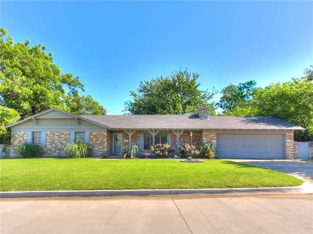 3613 NW 62 Street, Oklahoma City, OK 73112 (MLS #914838) :: Homestead & Co