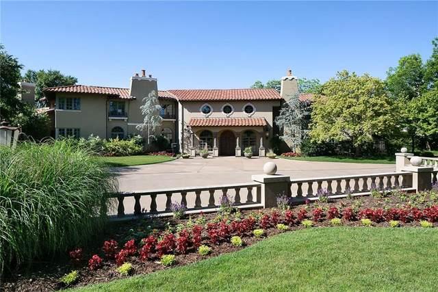 1708 W Wilshire Boulevard, Nichols Hills, OK 73116 (MLS #914848) :: Homestead & Co