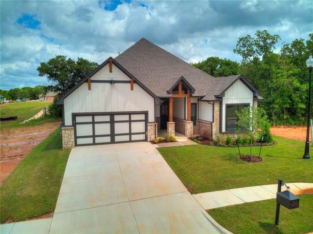 2100 Asaro Way, Edmond, OK 73034 (MLS #914849) :: Erhardt Group at Keller Williams Mulinix OKC