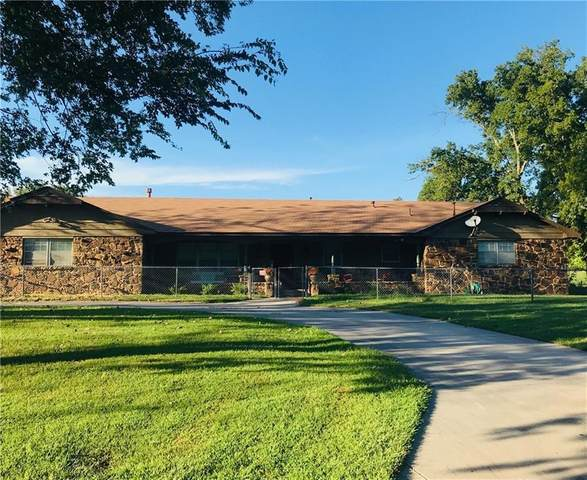 1806 W Slover Street, Shawnee, OK 74801 (MLS #914878) :: Homestead & Co