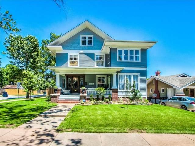 631 NW 20th Street, Oklahoma City, OK 73103 (MLS #914893) :: Keri Gray Homes