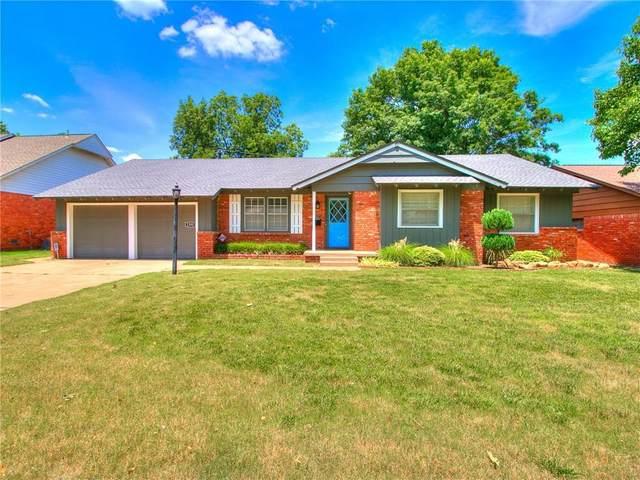 2305 NW 47th Street, Oklahoma City, OK 73112 (MLS #914966) :: Homestead & Co