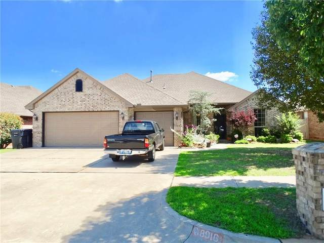 8916 NW 111th Street, Oklahoma City, OK 73162 (MLS #914991) :: Homestead & Co