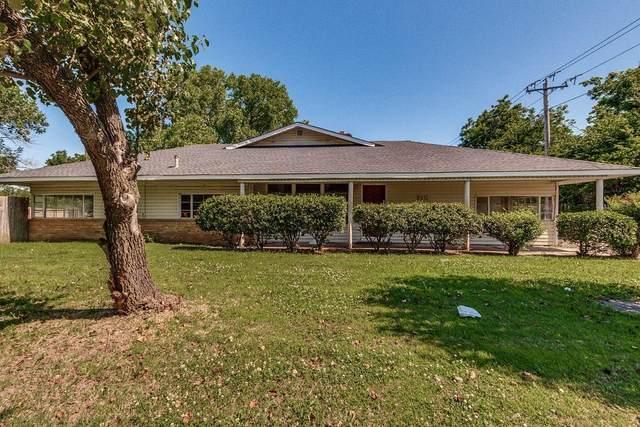 218 W Independence Street, Shawnee, OK 74804 (MLS #914995) :: Homestead & Co