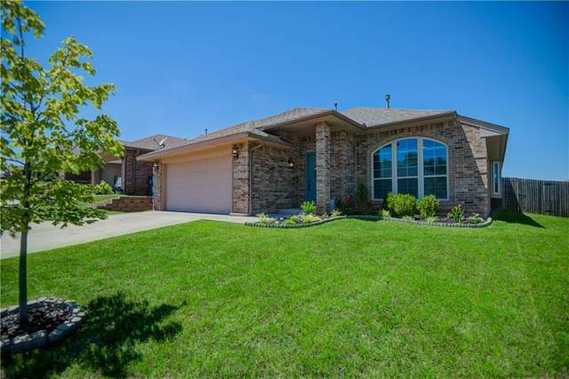 10705 SE 26th Street, Midwest City, OK 73130 (MLS #915004) :: Homestead & Co