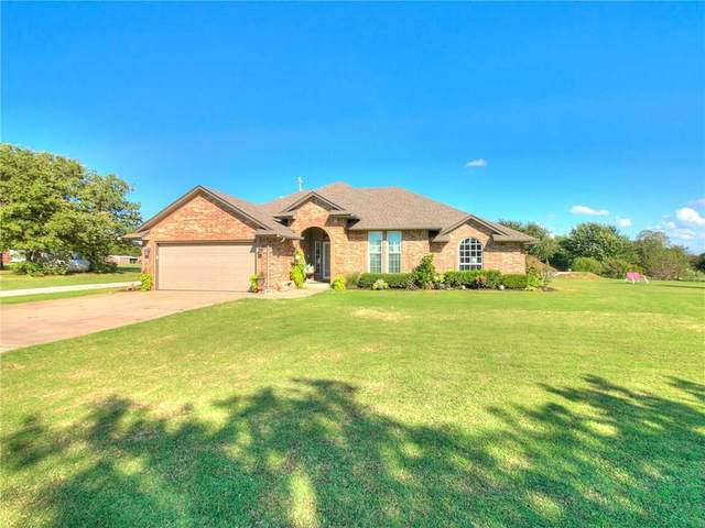 5670 Mockingbird Lane, Blanchard, OK 73010 (MLS #915031) :: Homestead & Co