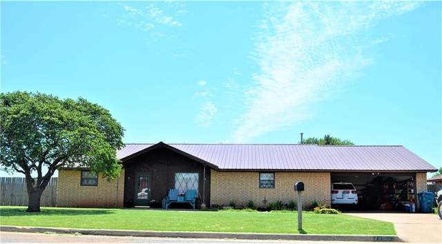 1424 Mallard Way, Cordell, OK 73632 (MLS #915060) :: Homestead & Co