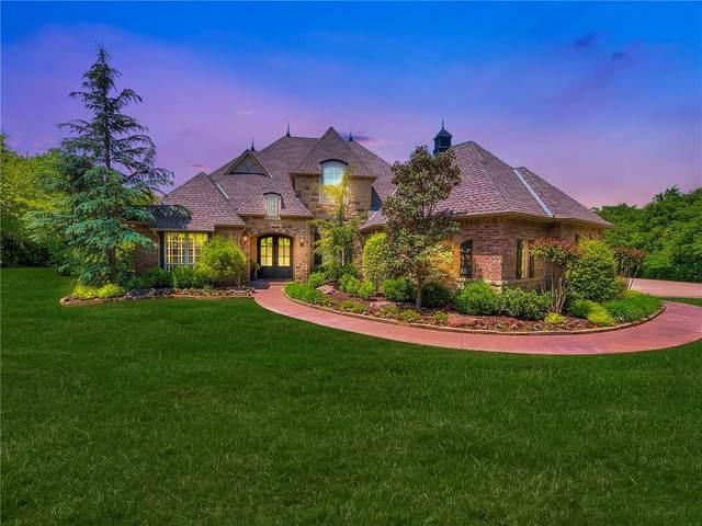 1503 Redbud Hollow, Edmond, OK 73034 (MLS #915108) :: Homestead & Co