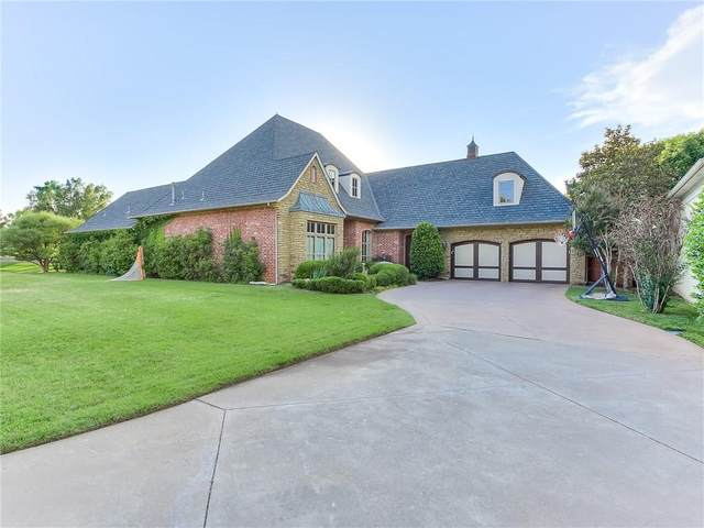 14701 Hollyhock Drive, Oklahoma City, OK 73142 (MLS #915111) :: Homestead & Co