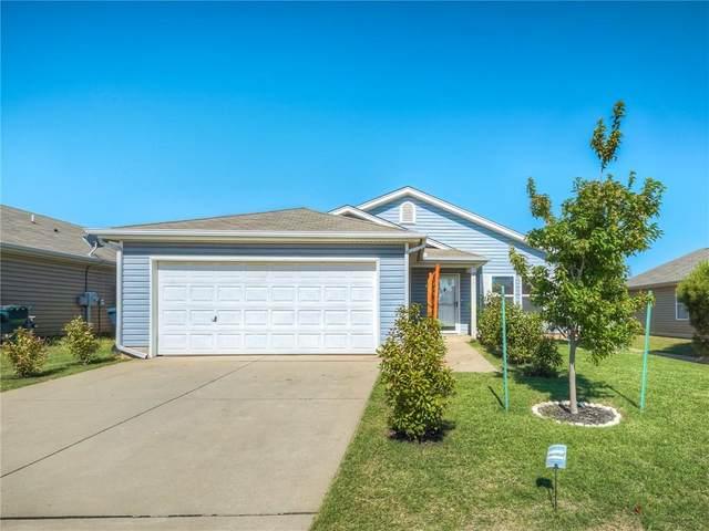 15609 Ivy Hill Drive, Oklahoma City, OK 73170 (MLS #915172) :: Keri Gray Homes