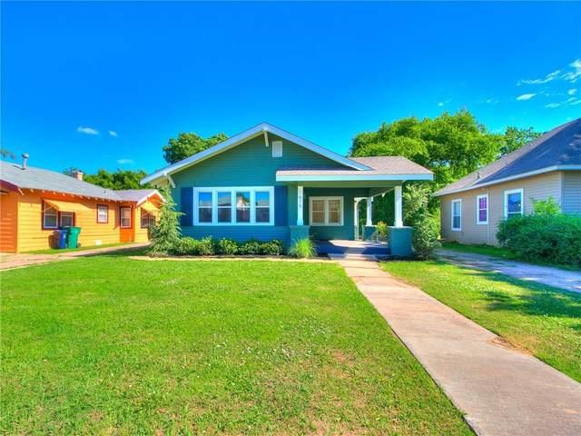 1615 NW 31st Street, Oklahoma City, OK 73118 (MLS #915192) :: Erhardt Group at Keller Williams Mulinix OKC