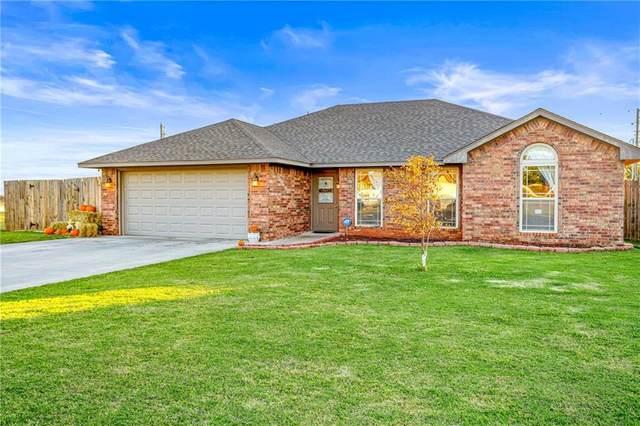 108 Hunter Hill Drive, Elk City, OK 73644 (MLS #915197) :: Homestead & Co