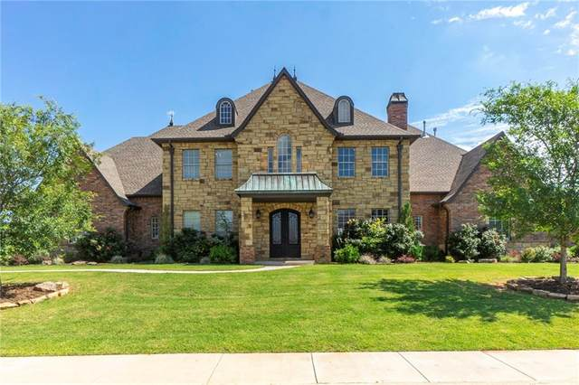 533 Oak Summit Drive, Edmond, OK 73025 (MLS #915203) :: Homestead & Co