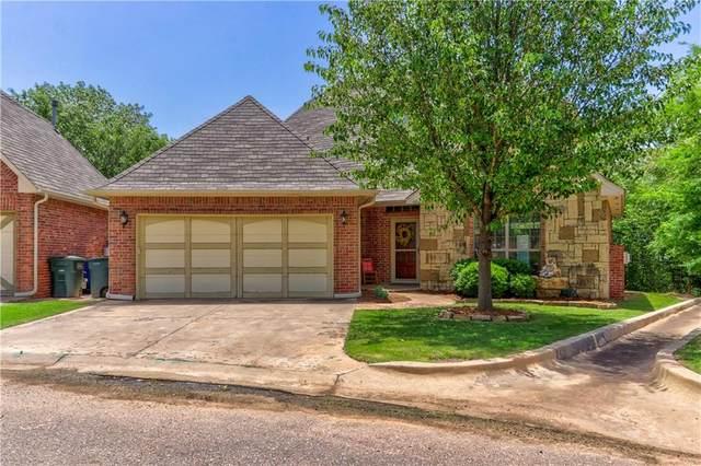 4640 Olde Village Circle, Edmond, OK 73013 (MLS #915355) :: Homestead & Co