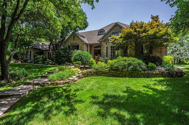 9508 Forest Dale Drive, Oklahoma City, OK 73151 (MLS #915372) :: Homestead & Co