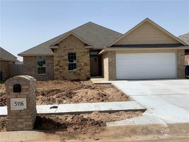 5116 Sw 122nd Terrace, Oklahoma City, OK 73173 (MLS #915396) :: Homestead & Co
