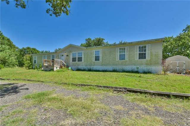 19330 Mooseville Drive, Noble, OK 73068 (MLS #915414) :: Homestead & Co