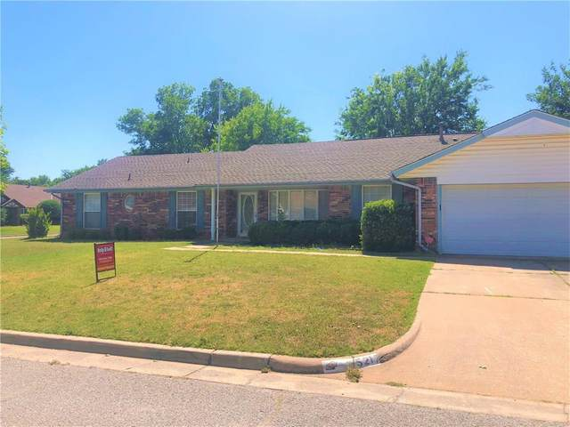 5217 SE 53rd Street, Oklahoma City, OK 73135 (MLS #915420) :: Homestead & Co