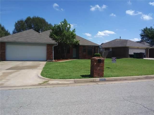 5001 SE 83rd Street, Oklahoma City, OK 73135 (MLS #915429) :: Homestead & Co