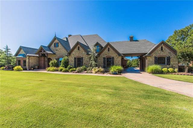 14684 E County Road 1558, Lindsay, OK 73052 (MLS #915507) :: Homestead & Co