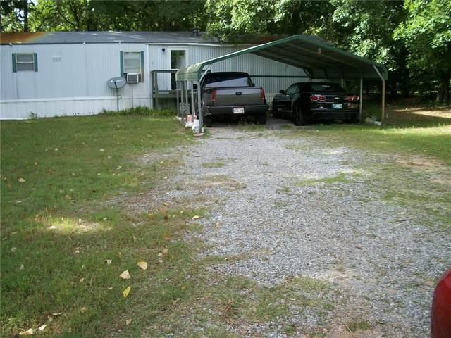 10 Whispering Oaks, McLoud, OK 74851 (MLS #915509) :: Homestead & Co