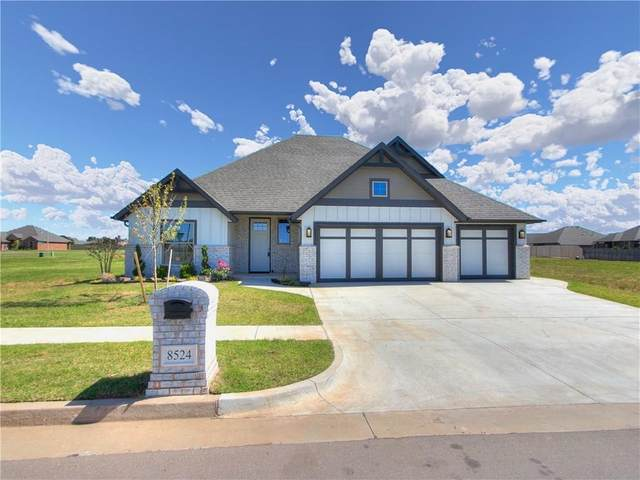 8524 NW 109th Street, Oklahoma City, OK 73162 (MLS #915513) :: Homestead & Co