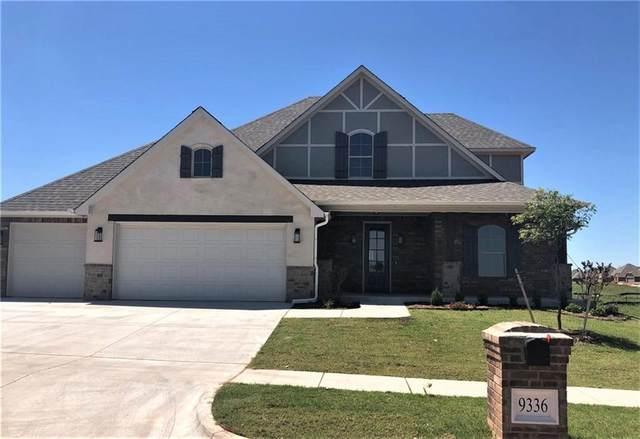 9336 SW 40th Street, Oklahoma City, OK 73179 (MLS #915563) :: Homestead & Co