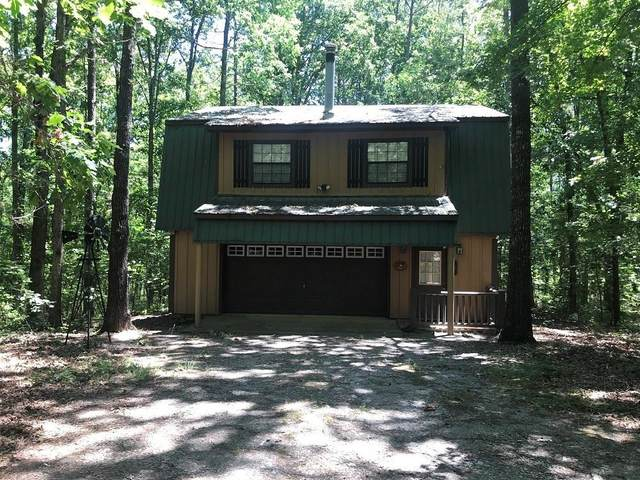 151 Golf Course Rd Drive, Broken Bow, OK 74728 (MLS #915599) :: ClearPoint Realty