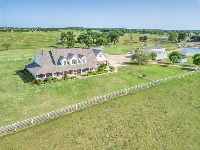 22428 Bryant Avenue, Purcell, OK 73080 (MLS #915646) :: Homestead & Co