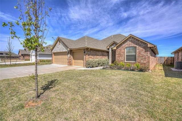 2301 Bretford Way, Norman, OK 73071 (MLS #915668) :: ClearPoint Realty
