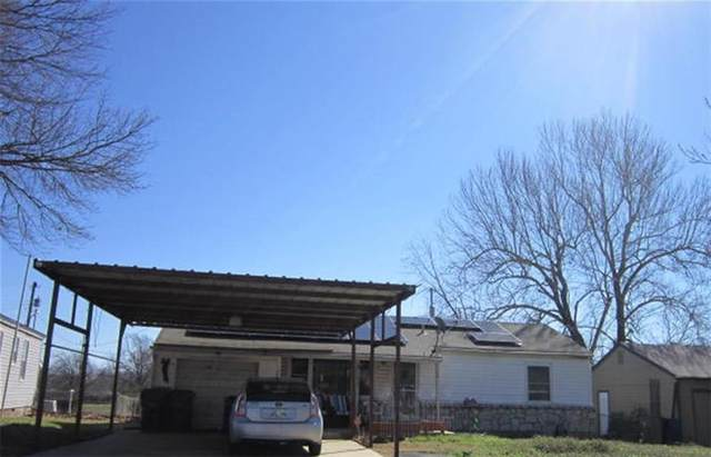 1720 N Key Boulevard, Midwest City, OK 73110 (MLS #915690) :: Homestead & Co