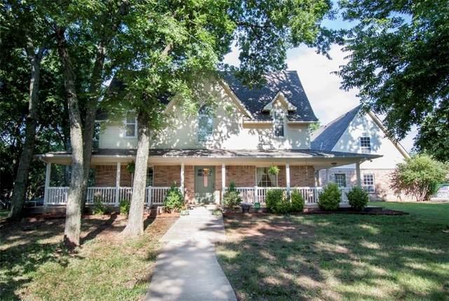 834 County Street 2984, Blanchard, OK 73010 (MLS #915720) :: Homestead & Co