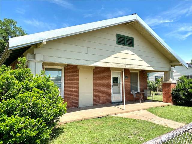 210 S 2nd Street, Alex, OK 73002 (MLS #915744) :: Homestead & Co