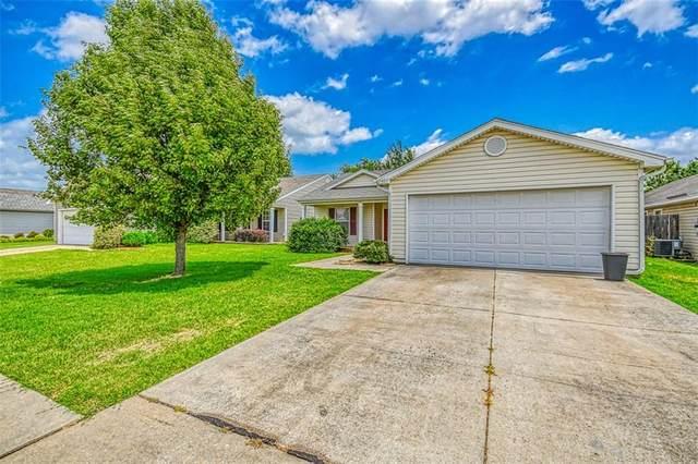 2405 Poppy Lane, Norman, OK 73069 (MLS #915760) :: Homestead & Co