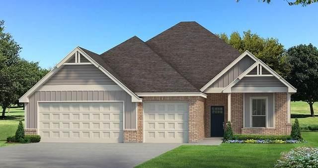 12605 Bristlecone Pine Boulevard, Oklahoma City, OK 73142 (MLS #915764) :: Homestead & Co