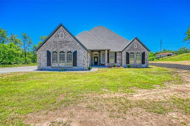 14450 Eagle Nest, Choctaw, OK 73020 (MLS #915787) :: Homestead & Co