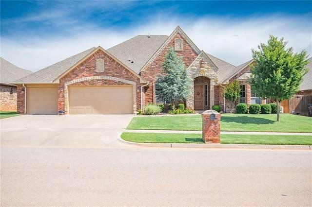 9113 SW 35th Street, Oklahoma City, OK 73179 (MLS #915821) :: Homestead & Co