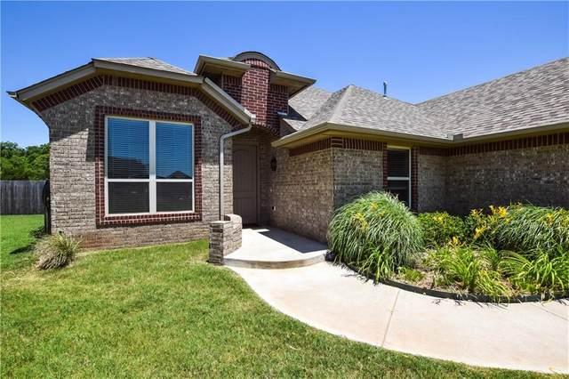 2000 Cade Court, Norman, OK 73071 (MLS #915860) :: Homestead & Co