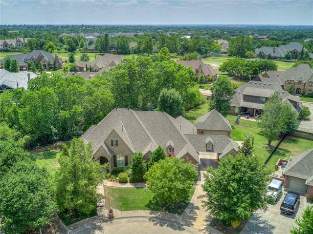 6601 Oak View Road, Edmond, OK 73025 (MLS #915870) :: Homestead & Co