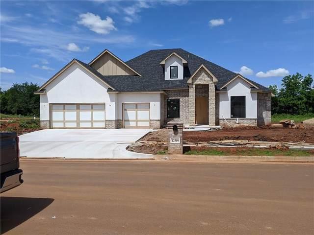 12509 Pinewood Lane, Oklahoma City, OK 73142 (MLS #915881) :: Homestead & Co