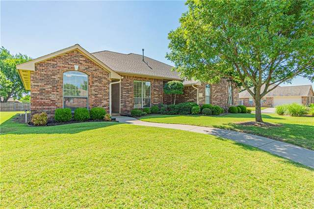 2805 Tropicana Avenue, Norman, OK 73071 (MLS #915893) :: Homestead & Co
