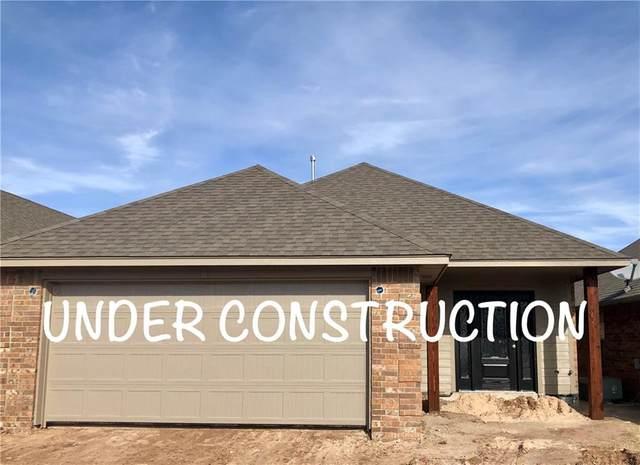 1112 Golden Leaf Drive, Moore, OK 73160 (MLS #915938) :: Homestead & Co