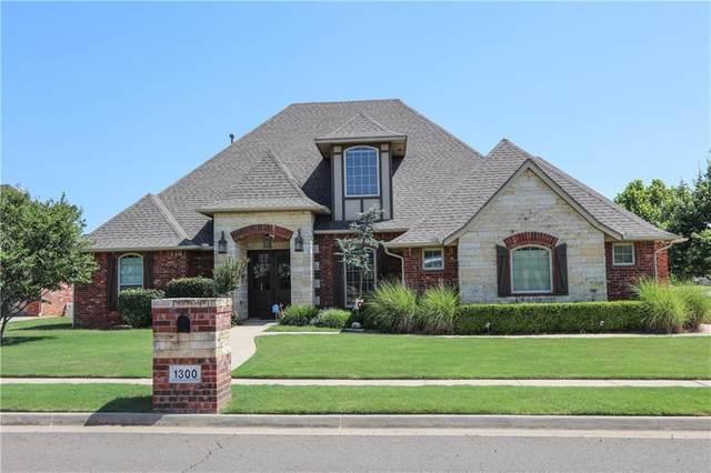 1300 Sawgrass Drive, Norman, OK 73072 (MLS #915946) :: Homestead & Co