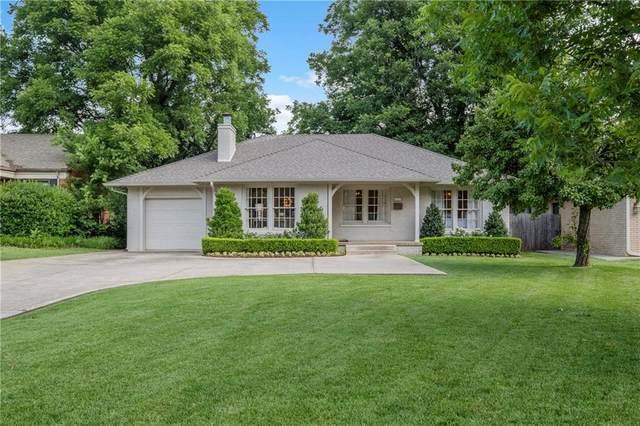 1109 Marlboro Lane, Nichols Hills, OK 73116 (MLS #915962) :: Homestead & Co