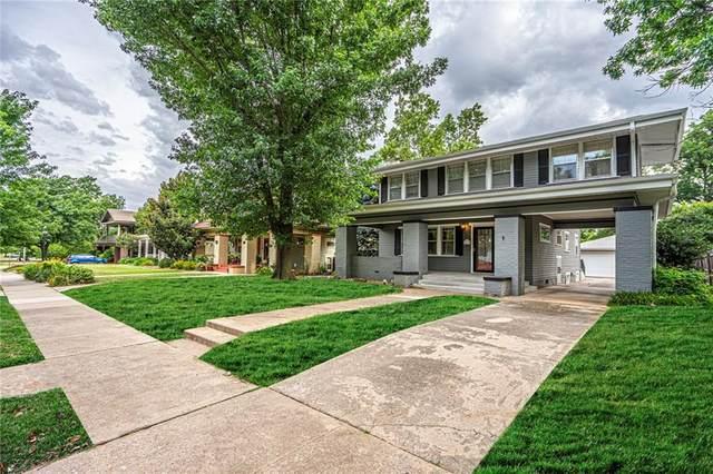 427 NW 21st, Oklahoma City, OK 73103 (MLS #915963) :: Keri Gray Homes
