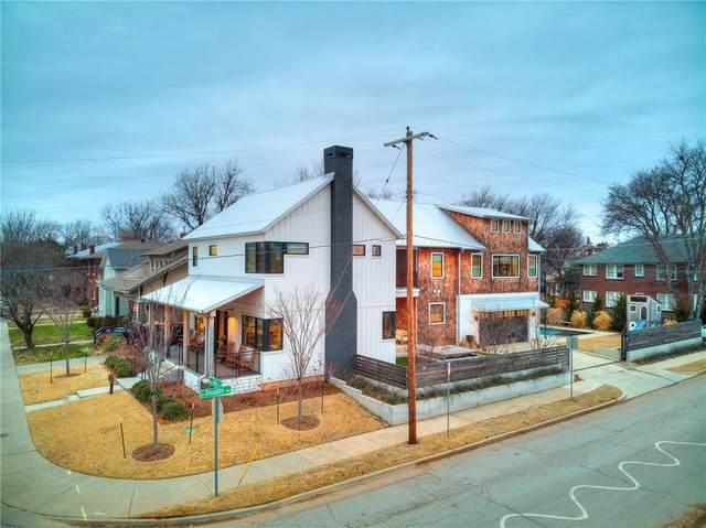 1401 NW 16th Street, Oklahoma City, OK 73106 (MLS #915981) :: Keri Gray Homes