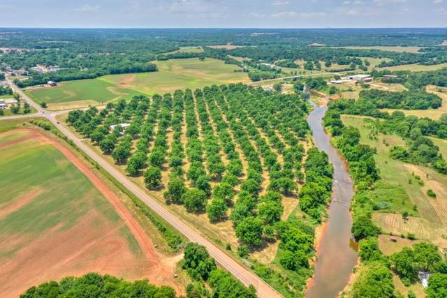 Hwy 66 & Luther Rd, Luther, OK 73054 (MLS #915985) :: Homestead & Co