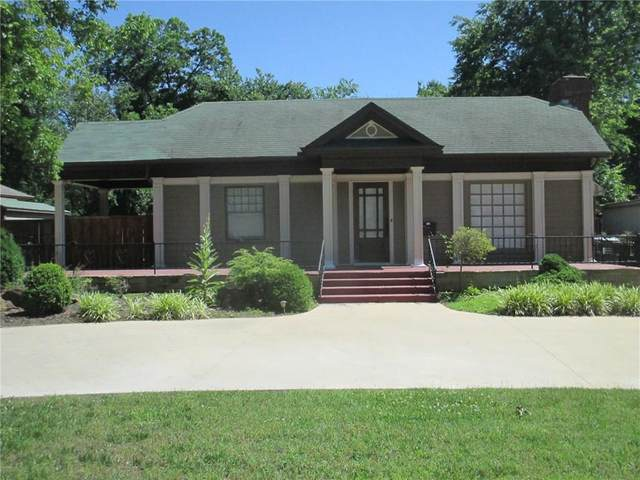 520 E Boyd Street, Norman, OK 73071 (MLS #916039) :: Homestead & Co