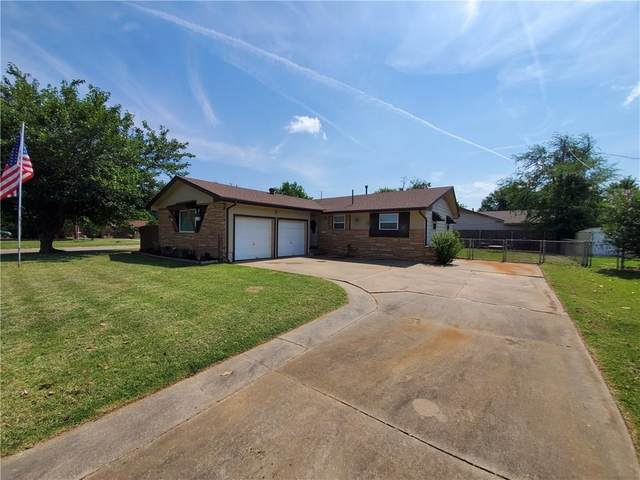 1952 Oakridge Drive, Seminole, OK 74868 (MLS #916045) :: Homestead & Co