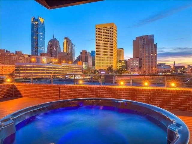 6 Blakeney Place, Oklahoma City, OK 73104 (MLS #916136) :: Keri Gray Homes